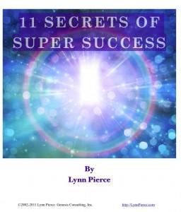 11 Secrets of Super Success