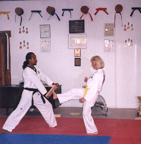 tae-kwan-do-test