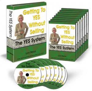 Getting to YES Without Selling course