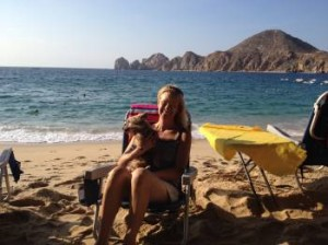 Spike and Lynn Medano Beach Cabo