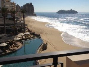 Grand Solmar Resort Cabo Pool Cruise Ship