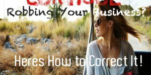 Is Your Body's Cortisol Robbing Your Business? Here's How to Correct It!