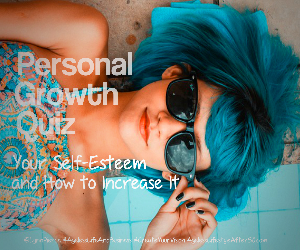 Personal growth quiz