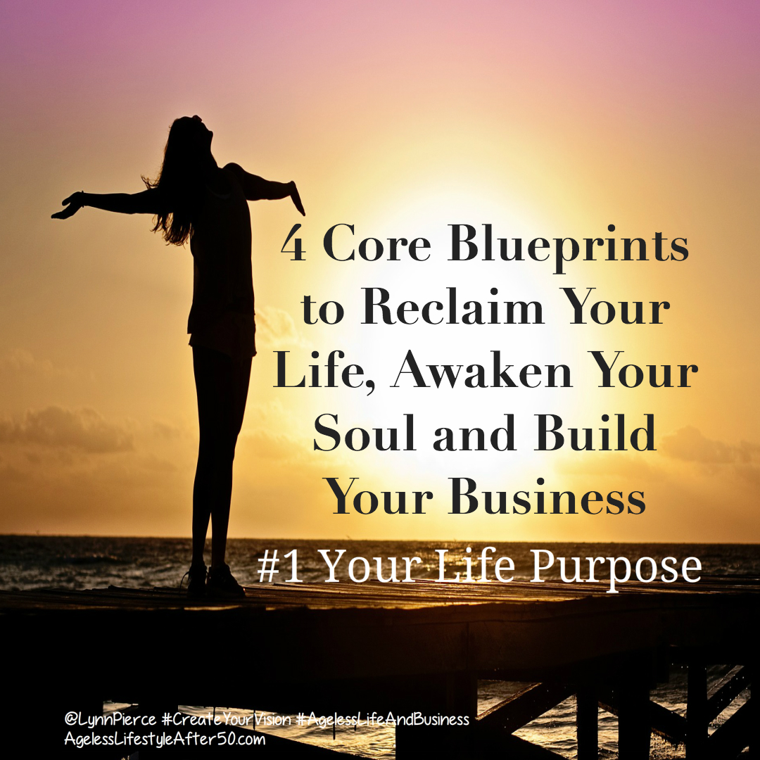Part 2: 4 Core Blueprints to Reclaim your Life, Awaken Your Soul and Build Your Business