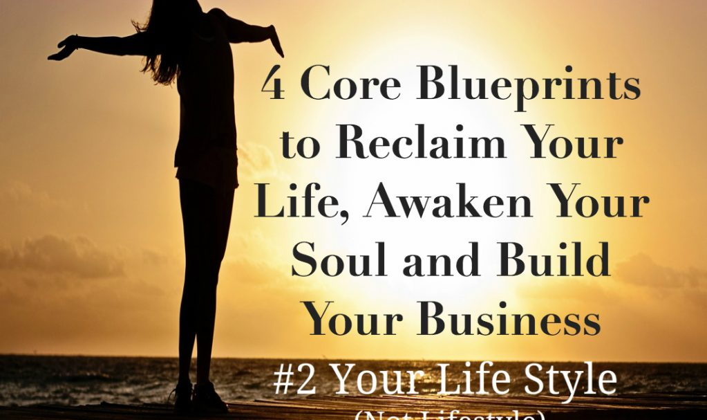 Your Life Style 4 Core Blueprints